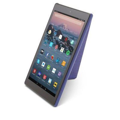 7th Generation, 2017 Release Cobalt Purple Fire 7 Tablet Case