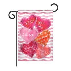 Happy Father S Day 2 Sided Polyester Garden Flag Happy Fathers Day Breeze Decor Fathers Day