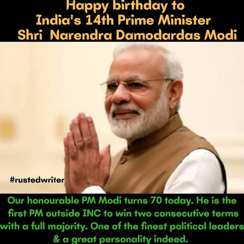Happy birthday to the most inspiring & daring Prime Minister of India. 🍰 🎁 #UP_Wishes_Modiji #happybirthdaymodiji #HappyBirthdayPMModi #HappyBirthdayNarendraModi #modibirthday #ModiHaiToMumkinHai #ModiJiGodBlessUAt70 #modijibirthday #ModiJiAt70 #modiat70 #PMModi #NarendraModiBirthday #NarendraModi #PrimeMinister #Narendra_Modi #birthdaywishes #pmbirthday