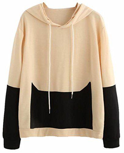 XQS Mens Leisure Hoodies Color Block Workout Hooded Zip Sweatshirt Jackets