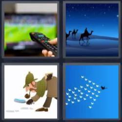 Soluciones 6 Letras 4 Fotos 1 Palabra Respuestas Actualizadas 2019 4 Fotos 1 Palabra Fotos Control Remoto