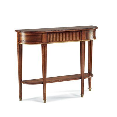 Cth Occasional 42 Solid Wood Console Table Wood Console Table Wood Console Console Table