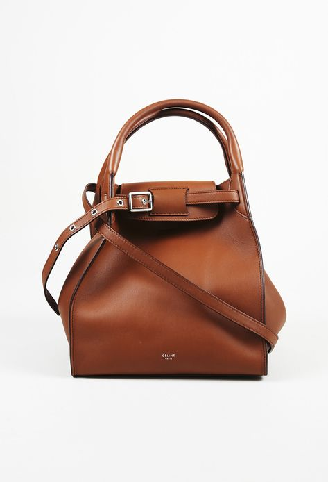 Brown Leather Small