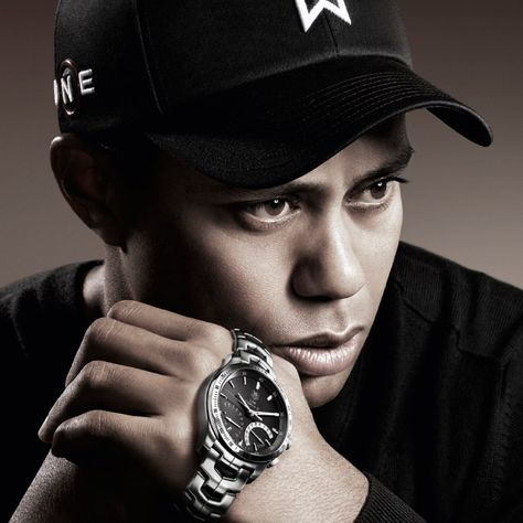 Tiger Woods & Tag Heuer