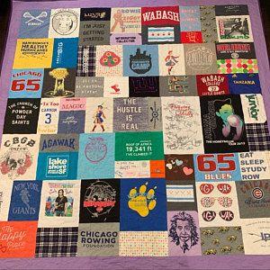 Keepsake T-Shirt Quilts