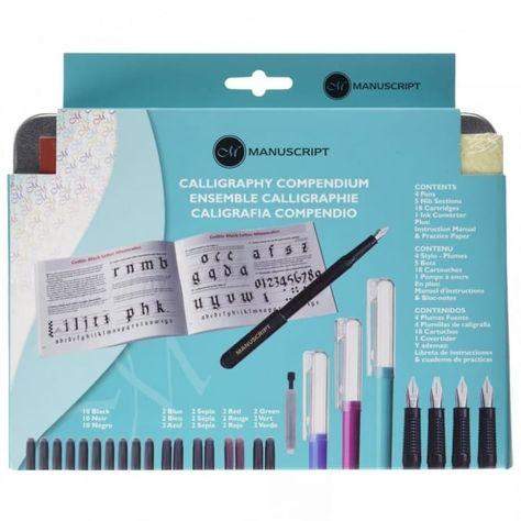 Staedtler SM5V Calligraphy Pen Set 33pcs