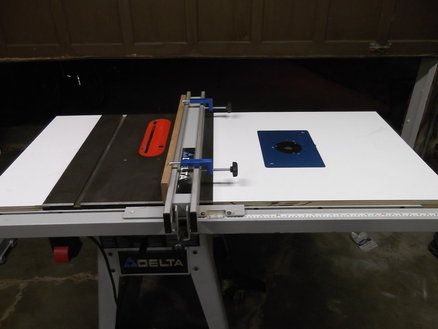 Table Saw Extension Wing Router New Work Pinterest Woodworking And Wood Tools