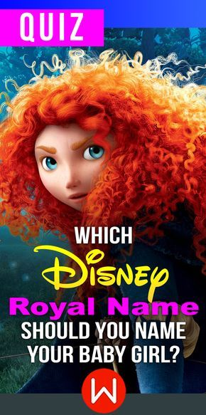 Quiz: Which Disney Royal Name Should You Name Your Baby Girl