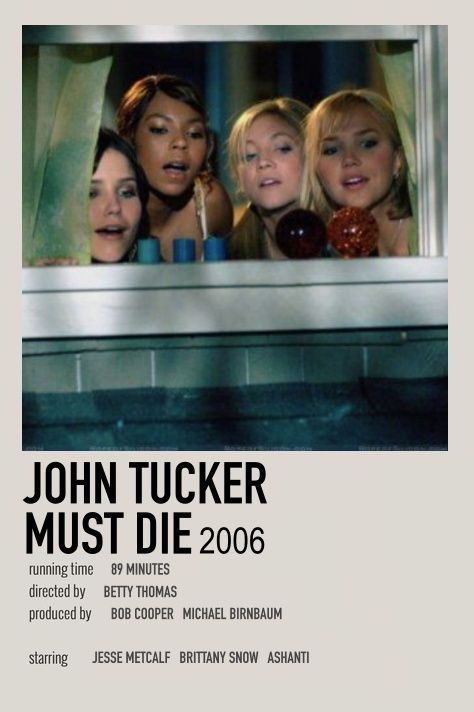 John Tucker Must Die Poster
