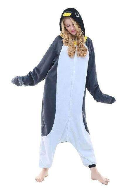 4d41915d3a Adult Anime Kigurumi Pajamas Animal Cosplay Costume Men Women Sleepwear  Jumpsuit Sleepsuit