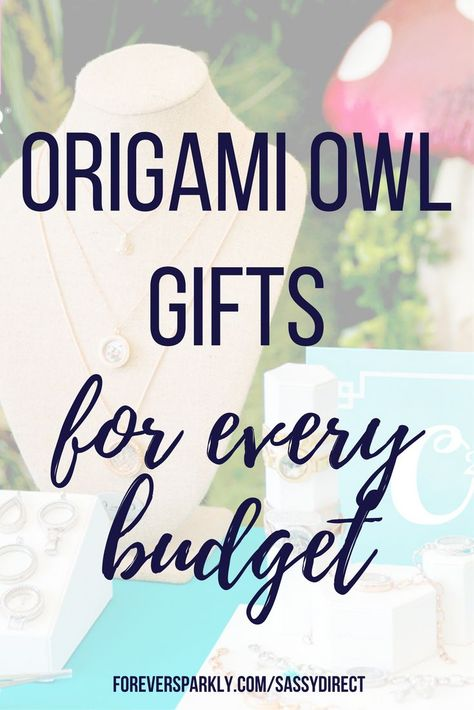 Origami Owl Gift Ideas And Origami Owl Gifts For Every