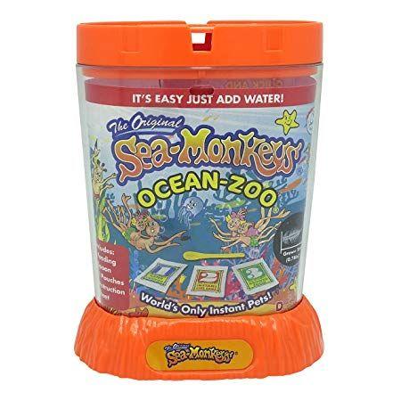 Sea Monkeys 80482 Ocean Zoo Color May Vary Sea Monkeys