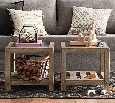 Images About Pottery Barns Small Spaces Big Ideas On Pinterest - Pb coffee table