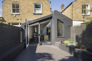 Taper House Mustard Architects House Extension Design Architect House Victorian Terrace House