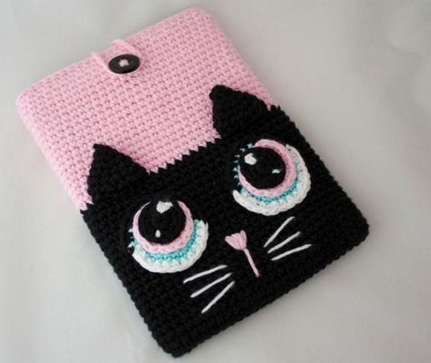 Crochet Mobile Phone Cover Patterns