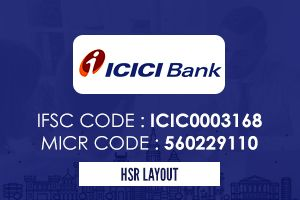 Icici Bank Hsr Layout Ifsc Code Icici Bank Coding Personal Loans