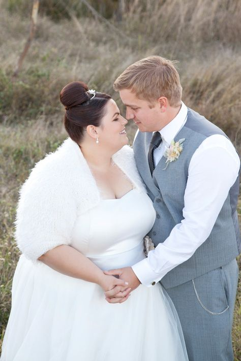 Wedding dresses for fat brides
