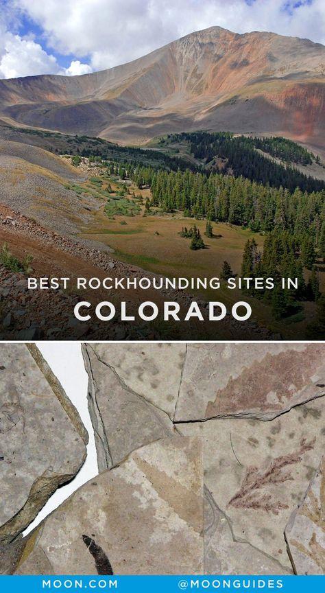 Best Sites for Rockhounding in Colorado