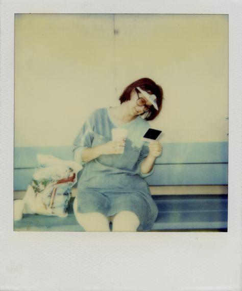 Kyler Zeleny : Found Polaroids