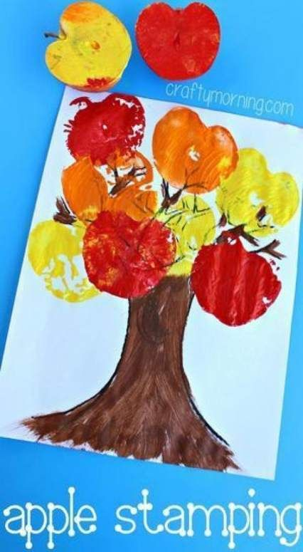 51 Ideas For Craft For Kids To Make September Fall Crafts For Kids Preschool Crafts Fall Crafts