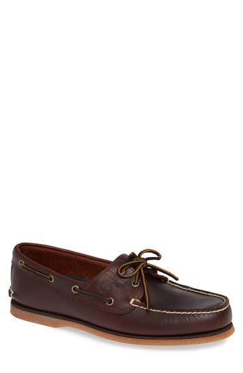 Seleccione Desalentar Adaptar  Timberland Men's Classic Boat Shoes Men's Shoes In Rootbeer Smooth |  ModeSens | Boat shoes, Boat shoes mens, Shoes mens