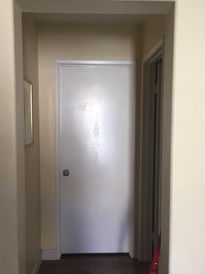 Ez Door 28 In 30 In And 32 In Width Interior Door Self Adhering Decorative Frame Kit Ezd Fr 30 The Home Depot Cheap Doors Exterior Door Frame Brighten Dark Hallway