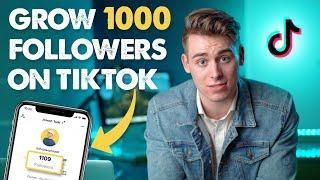 How To Grow Your First 1000 Followers On Tiktok In 2020 1000 Followers Social Media Instagram Influencer