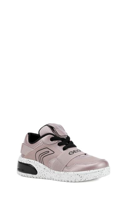 Kids' Xled 4 Light Up Sneaker In Pink Black | Light up
