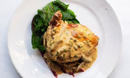 Nigel Slater S Recipe For Chicken With Marsala And Creme Fraiche In 2020 Chicken Recipes Recipes Nigel Slater