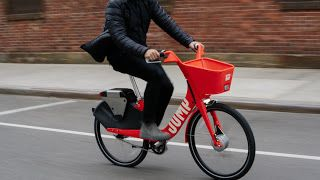 Uber To Focus On Bikes Over Cars With Images Bike Share