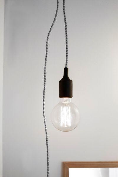 Kikkerland Hanglamp Met Koord 3 7 M Hanglamp Lampen Interieur