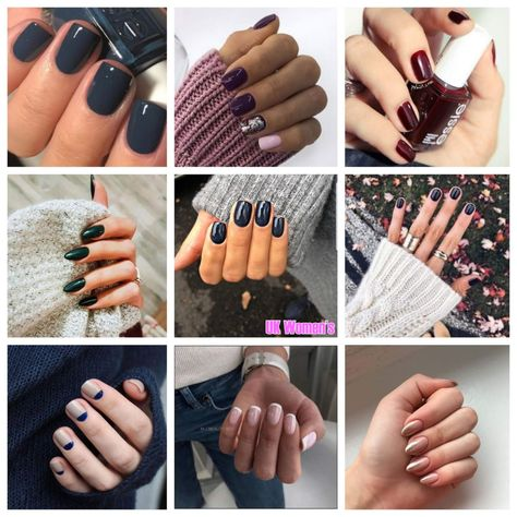 Popular Fall Nail Colors for 2020 - Beauty Nails
