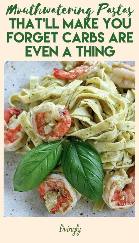 It's pretty clear that pasta is globally cherished dish. It's deliciously savory, can be prepared myriad ways, and it looks just as amazing as it tastes.
