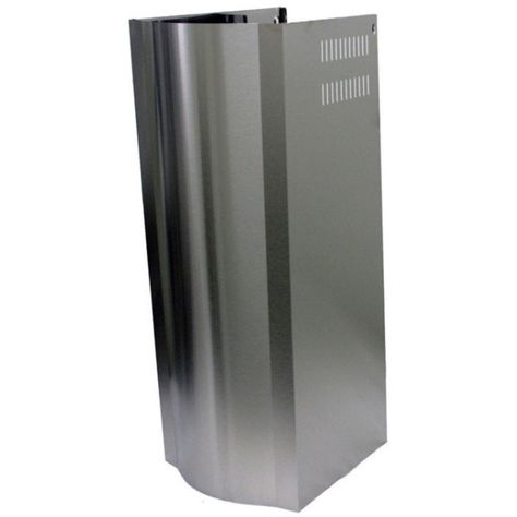 Cosmo 668a Vented Duct Cover Extension Chimney With Images Wall Mount Range Hood Stainless Steel Material Cosmos