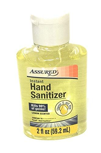Instant Hand Sanitizer With Moisturizers 2 Oz Travel Size Https