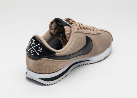 premium selection 9ac0d 87135 Nike Cortez Basic Premium QS (Desert Camo  Black  White)