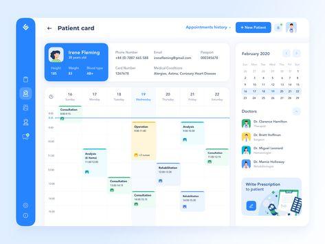 Best Website Dashboard UI Examples for Design Inspiration—#39