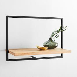 Shelfmate Long Horizontal Shelf In 2020 Wall Shelves Floating Shelves Shelves