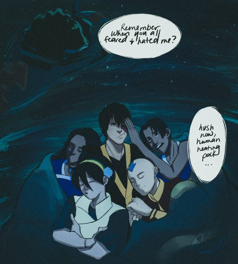 boblievird:piece inspired by love language fic on in which the gaang utilize. Avatar Airbender, Avatar Aang, Avatar The Last Airbender Funny, The Last Avatar, Avatar Funny, Team Avatar, Legend Of Korra, Atla Memes, Avatar World