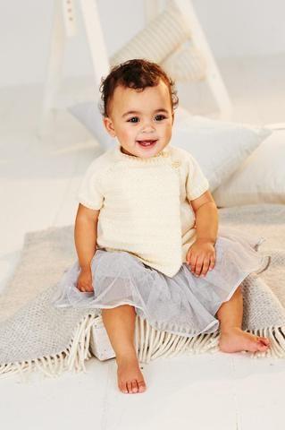 Stylecraft 9521 DK Babies Cardigan Jumper Knitting Pattern