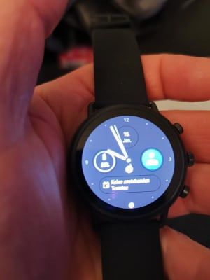 Smartwatch Falster 2 Silikon Smartwatch Silikon Smartphone