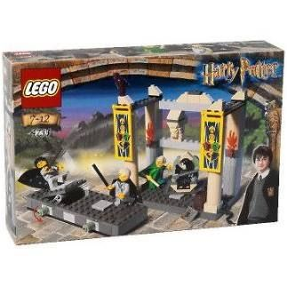 Lego Harry Potter The Dueling Club Lego Harry Potter Harry Potter Lego Sets Lego