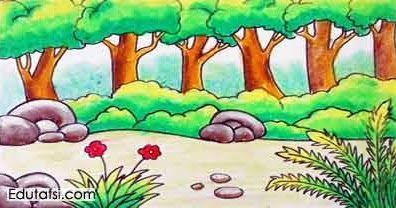 24 Gambar Pemandangan Danau Kartun Edutafsi Com Belajar Menggambar Download All Categories Poksbars Download Terbaru Di 2020 Gambar Pemandangan Cara Menggambar