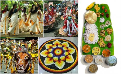 Onam 2016: Significance, how and why is it celebrated? all you need to know about the Kerala festival. Auspicious 10-day-long harvest festival of Kerala state starts Sept. 13 (in 2016, dates change yearly) It is being celebrated by people of all religions in the Malayalam month of Chingam every year.