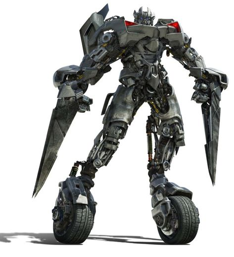 Transformers 2 Sideswipe Cgi Pelicula Transformers Arcee