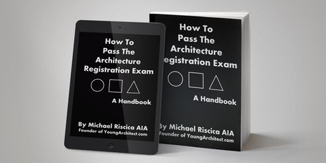 Just listed our new How To Pass The A... Check it out: http://youngarchitectgear.com/products/how-to-pass-the-architect-registration-exam?utm_campaign=social_autopilot&utm_source=pin&utm_medium=pin