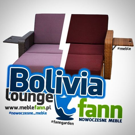 U201eRozkładana #sofa #ogrodowa Od #Siena #Garden. Wykonana Z Poli#rattan U.  Można Rozłożyć Ją I Użyć Jako #łózko #ogrodowe Lub Wieloosobowy #leżak ! Design Ideas