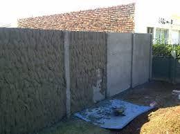 Decorating Vibracrete Walls Google Search Boundary Walls Wall Precast Concrete