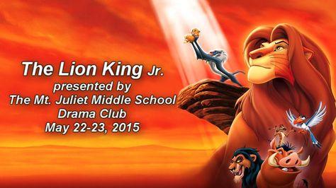 The MJMS Drama Club presents