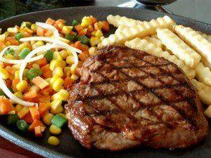 Resep Bistik Daging Ala Waroeng Stick Resep Masakan Nusantara Resep Steak Resep Masakan Resep